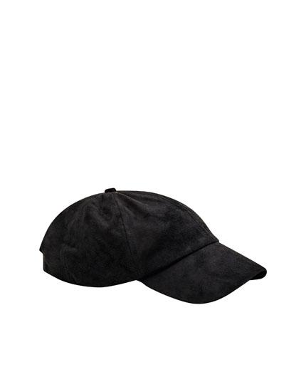 Gorra d'antelina