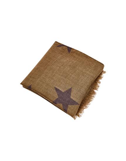 Fulard estrelles