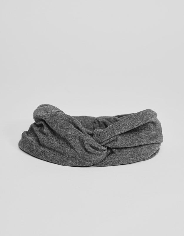 Turban-style hairband