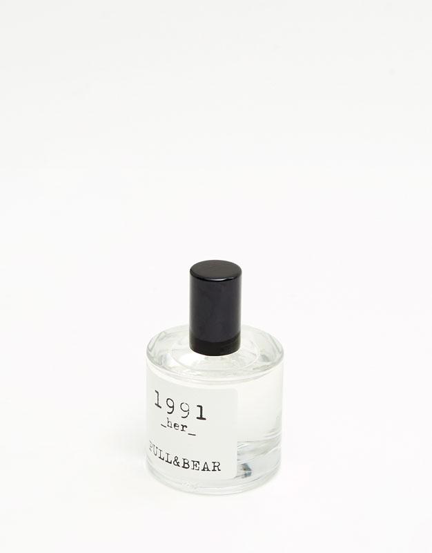 Pull & bear 1991 her eau de parfum