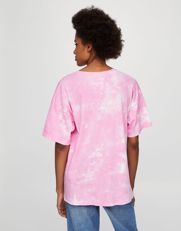 T-shirt Ramones Tie Dye