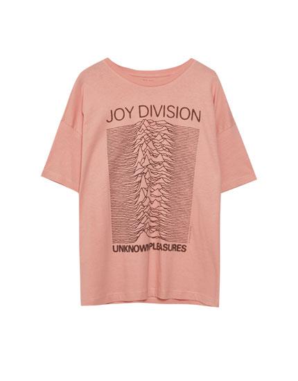 Samarreta Joy Division