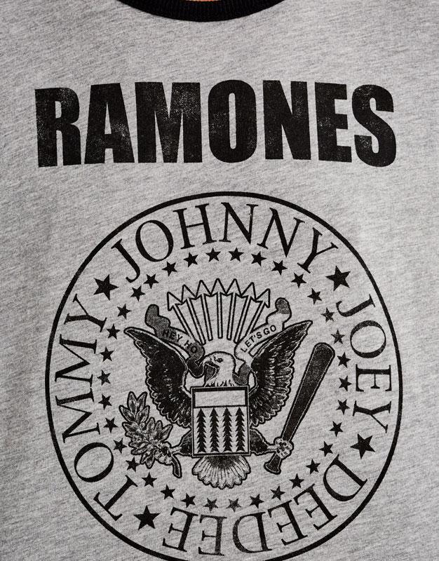 Samarreta Ramones