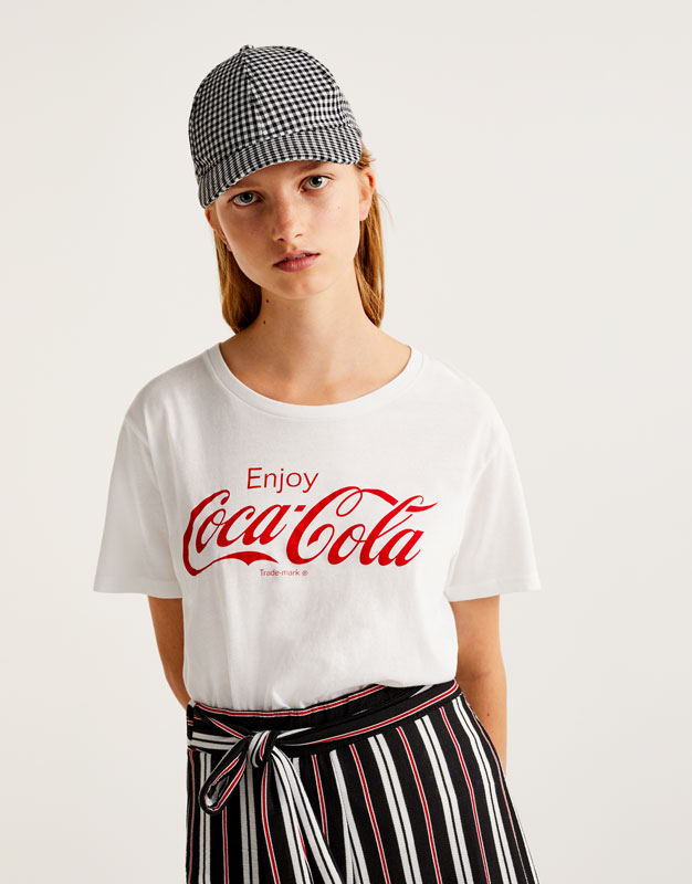 'Enjoy Coca-Cola' T-shirt