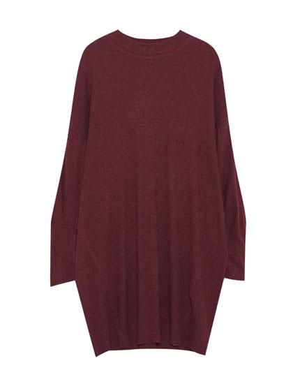 Vestido abullonado soft
