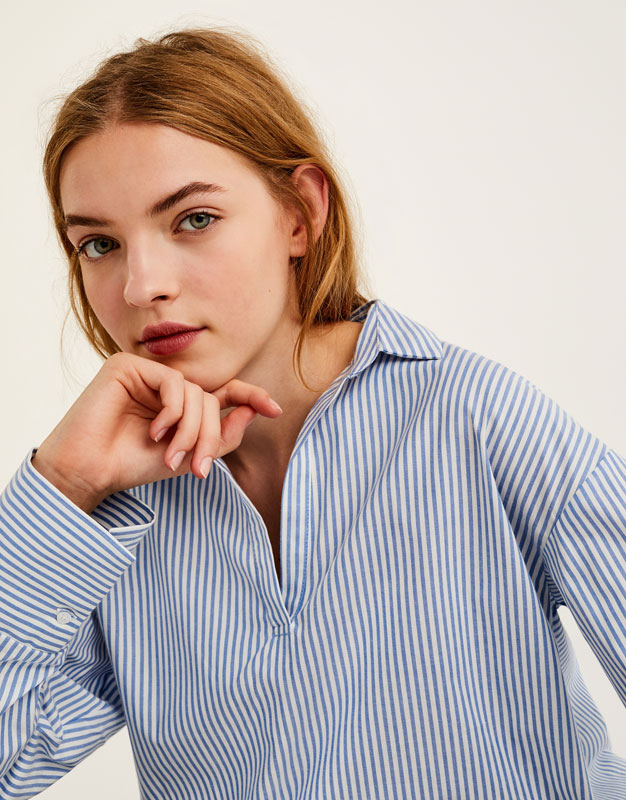 Polo-style shirt