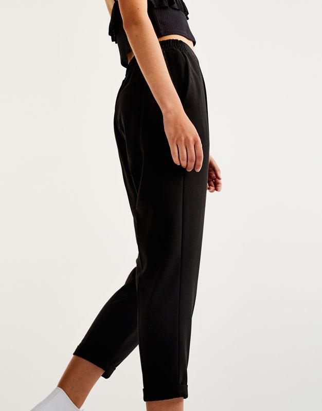 Pantalón jogger tailoring