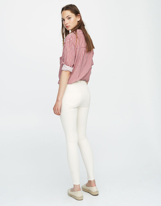 Jegging basic extensible taille moyenne