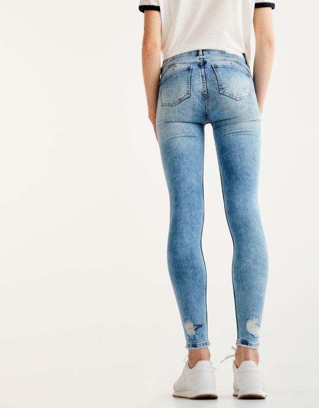 Push-up-Skinny-Jeans