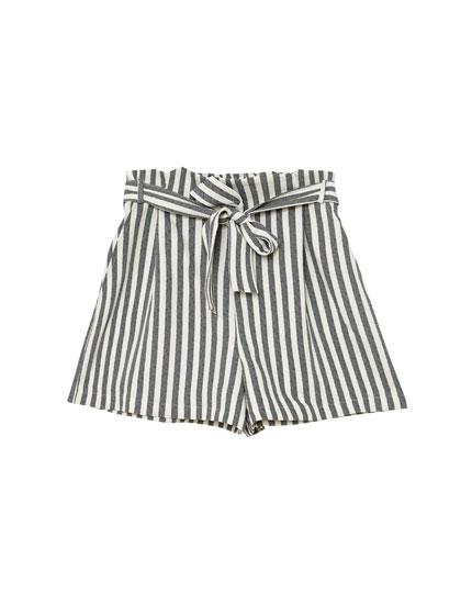 Short tailoring rayas