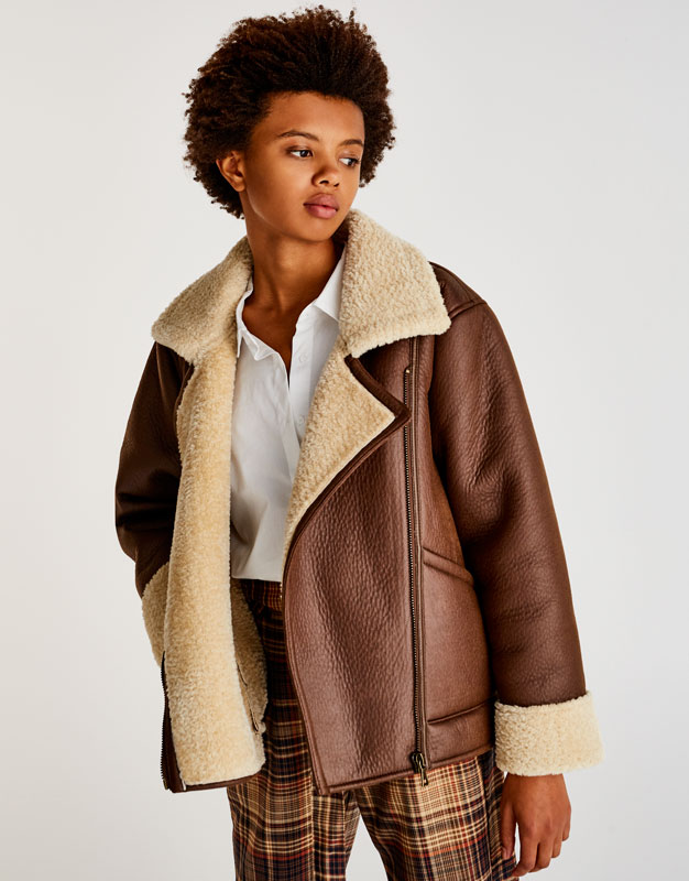 Women's Coats & Jackets - Autumn Winter 2017 | PULL&BEAR
