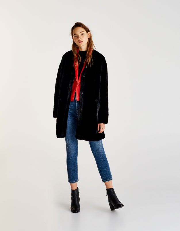 Women's Coats & Jackets - Autumn Winter 2017 | PULL&BEAR