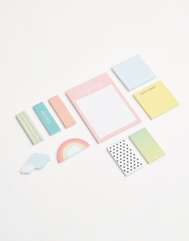 Pack of notepads