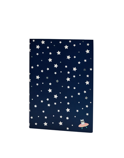 Little stars notebook
