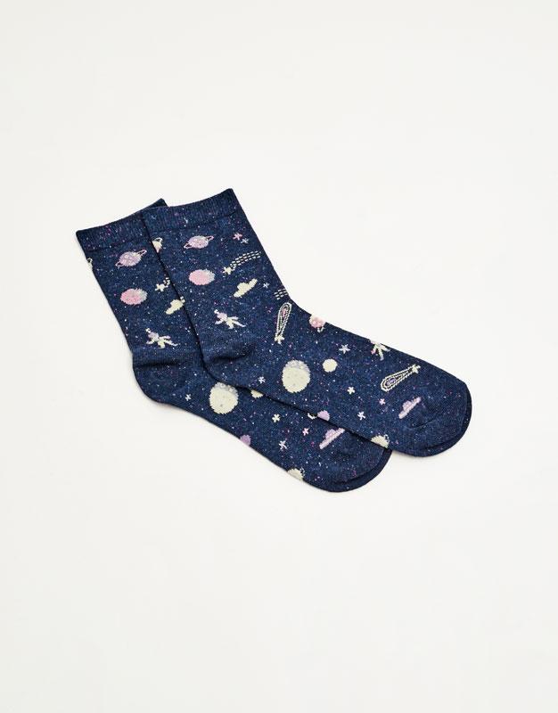 Constellation socks