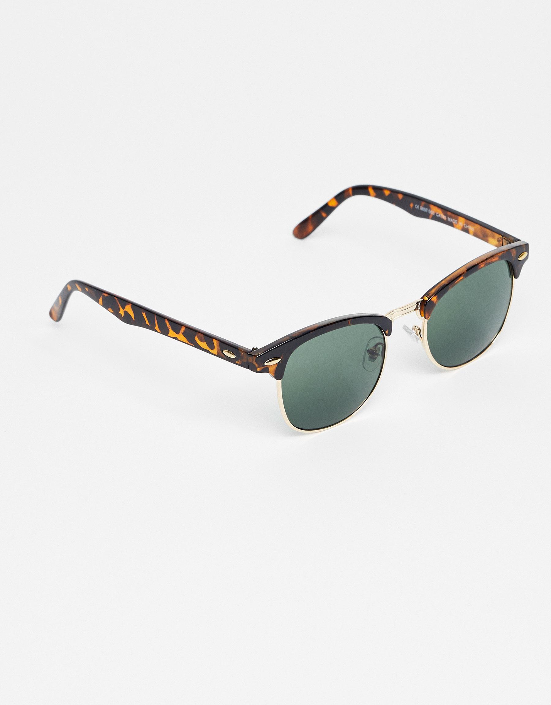 Retro-style sunglasses