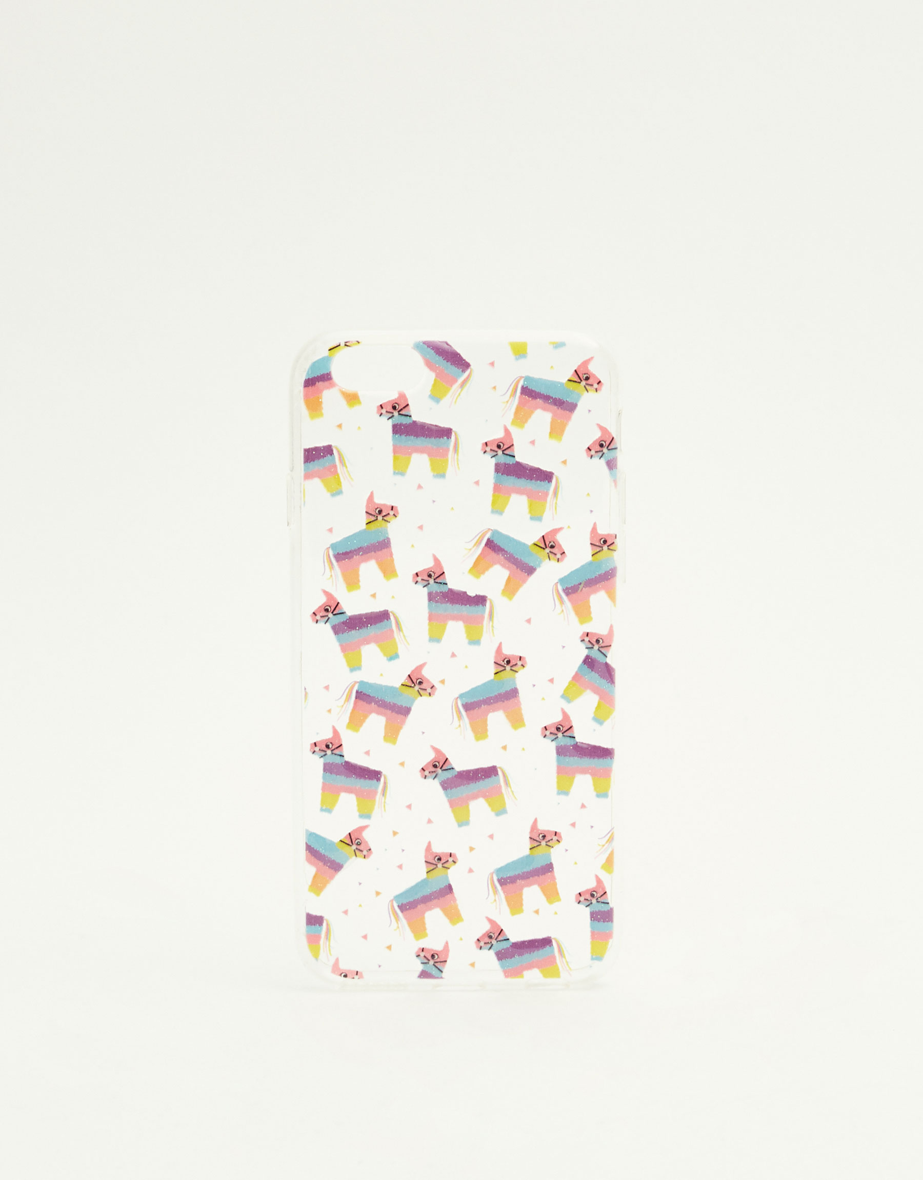 All over piñata print phone case