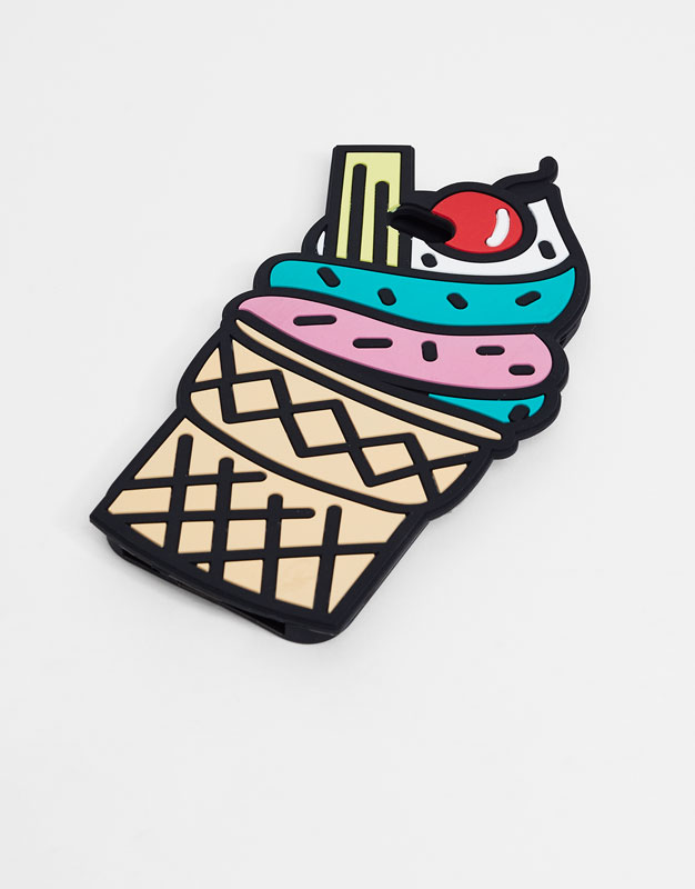 Coque iPhone glace
