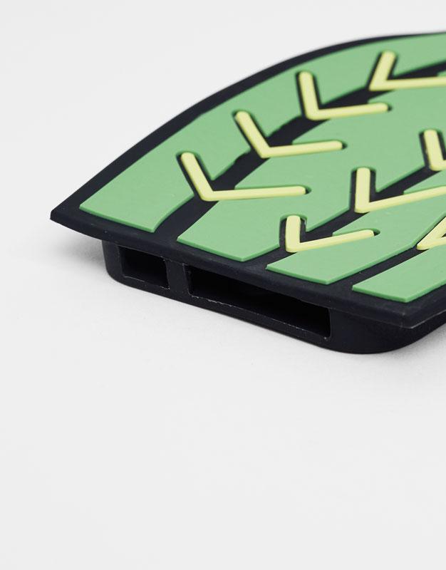 Coque iPhone cactus