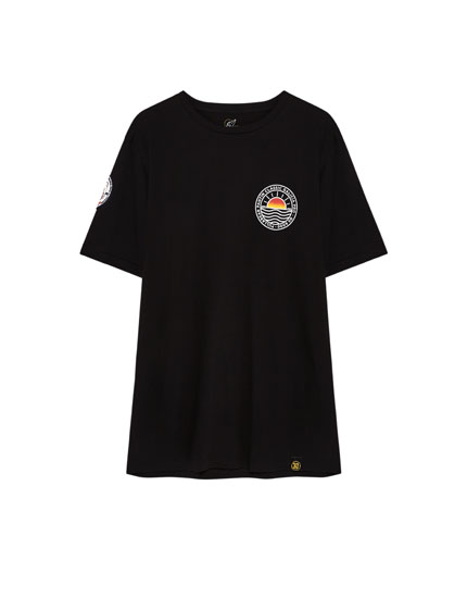 Camiseta gráfica - Colección Pantín chico