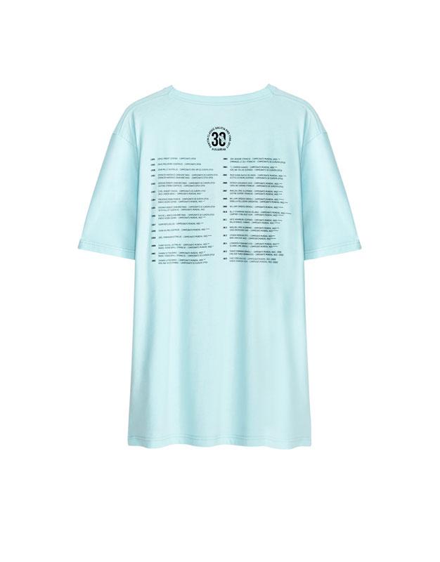 Camiseta texto - Colección Pantín chico