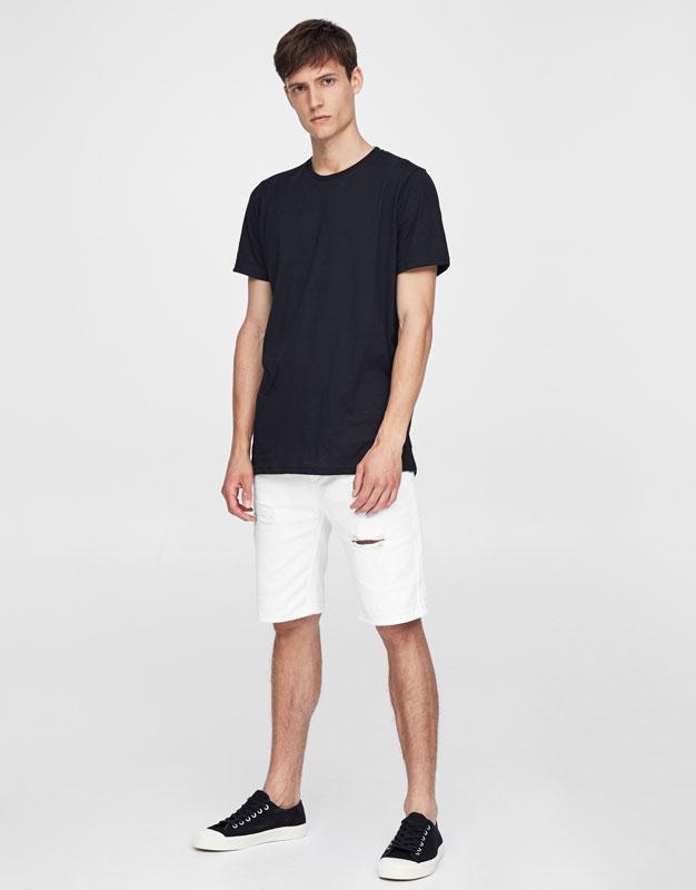 Basic short-sleeved t-shirt