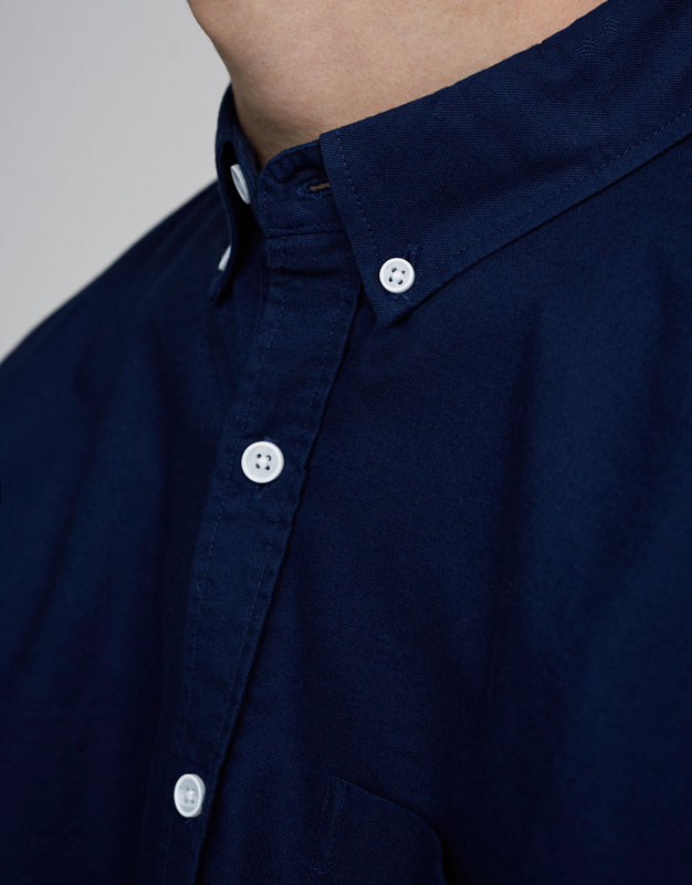 Basic Oxford shirt