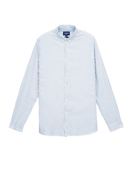 Camisa oxford rayas