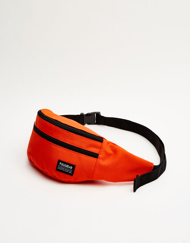 Colourful belt bag