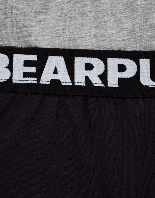 Boxershorts mit P&B-Logo (2er-Pack)