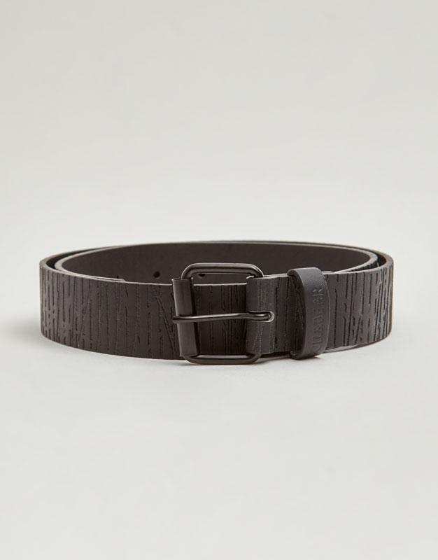 Cinturó vores arrugades