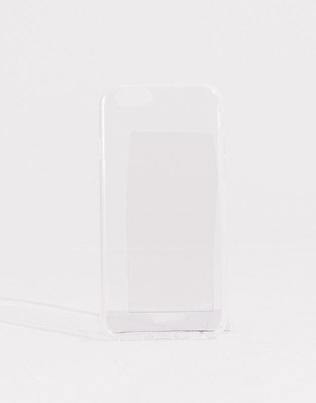 Transparente handyhülle