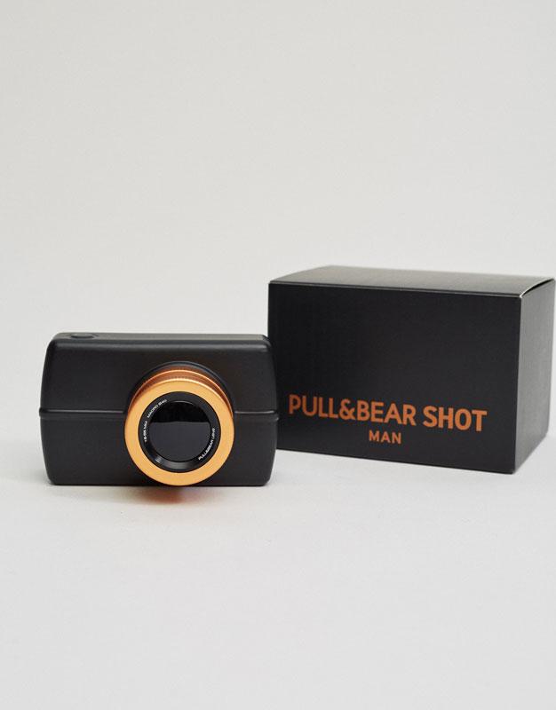 Pull & bear shot black eau de cologne