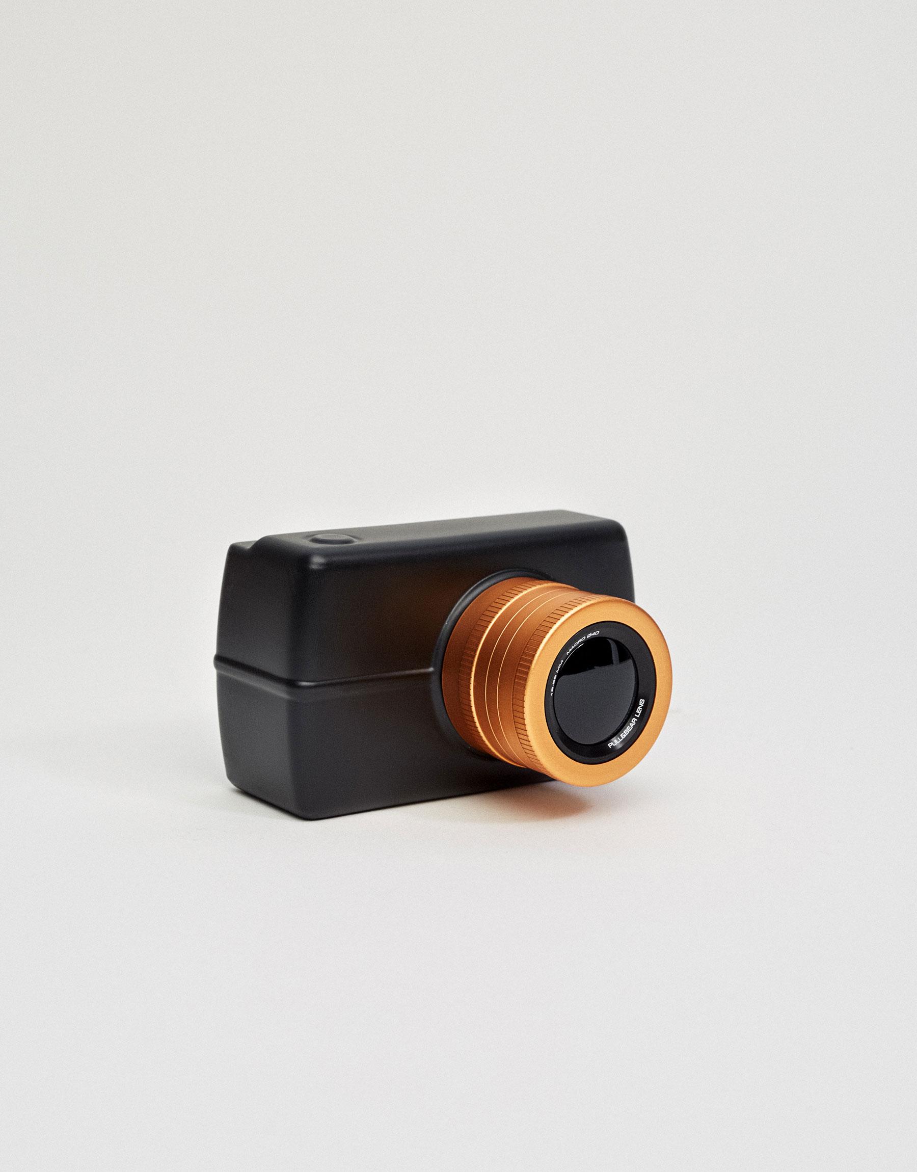 Eau de toilette colonia shot black 100 ml