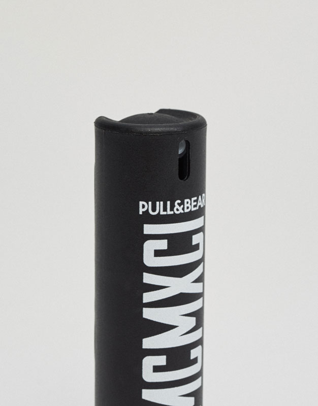 Eau de toilette pull&bear black 15ml