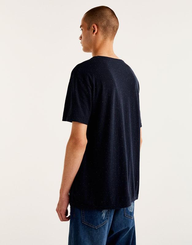 Camiseta print fotográfico