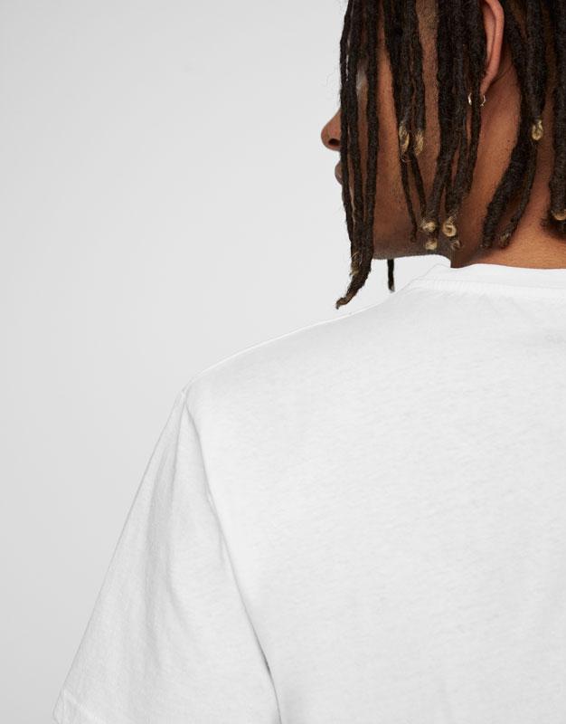 Shirt mit Surferprint
