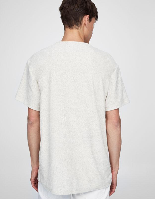 Terrycloth T-shirt