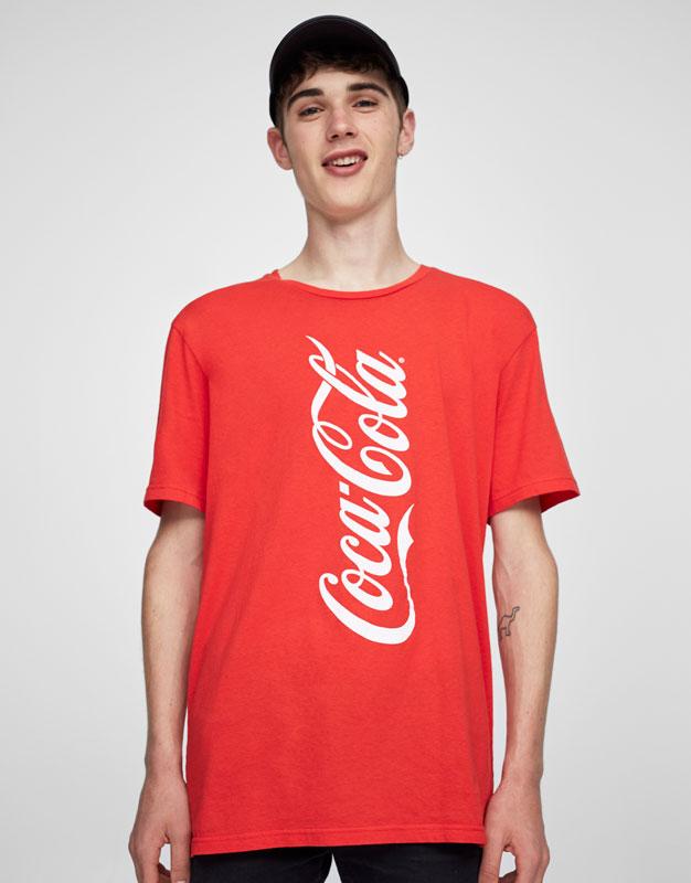 Coca-Cola logo T-shirt