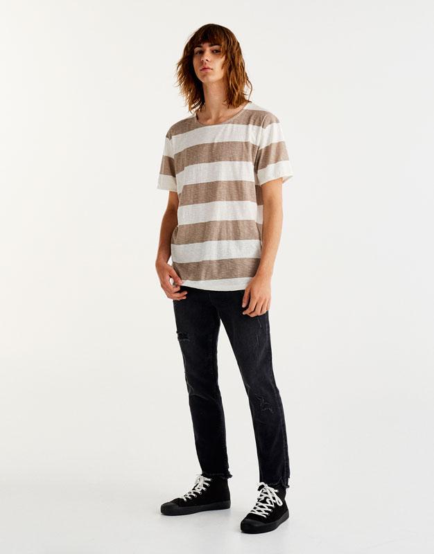 Camiseta rayas