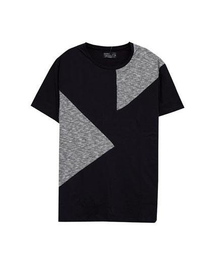 Panels T-shirt
