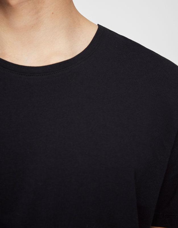 Camiseta fitting estrecho