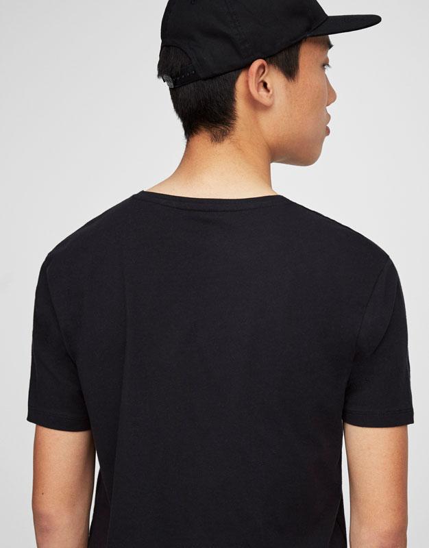 T-shirt fitting étroit