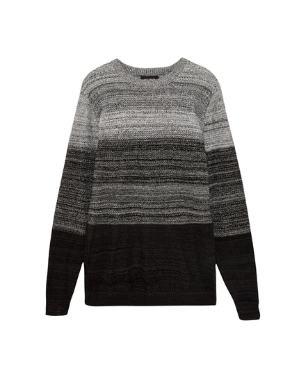 Pullover im Colourblock-Design
