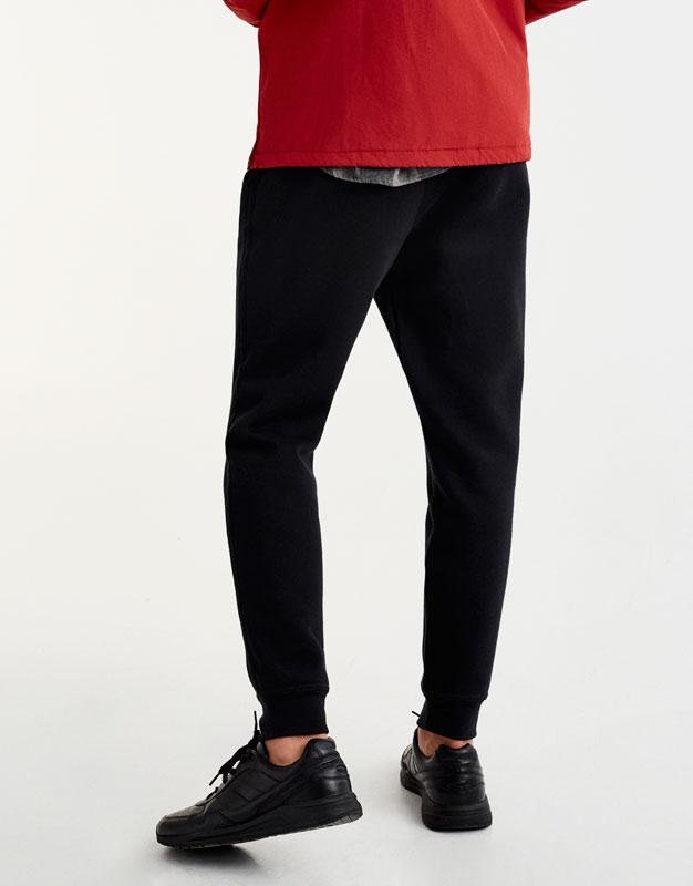 Pantalón jogging banda lateral