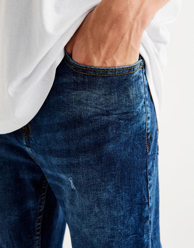 Jean carrot fit