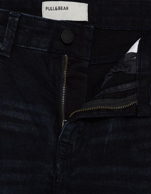 Schwarze jeans mit risse herren
