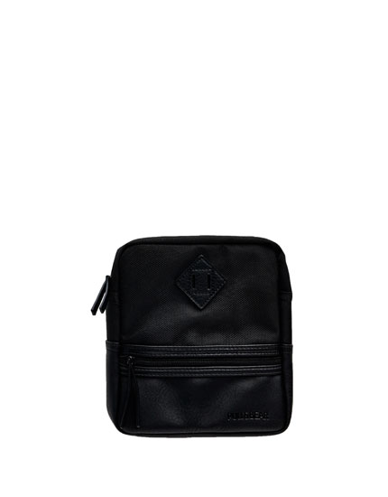 Crossbody backpack