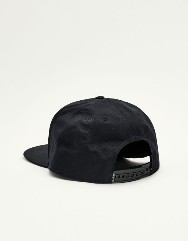 Gorra all black