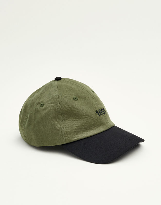 Embroidered '1991' cap